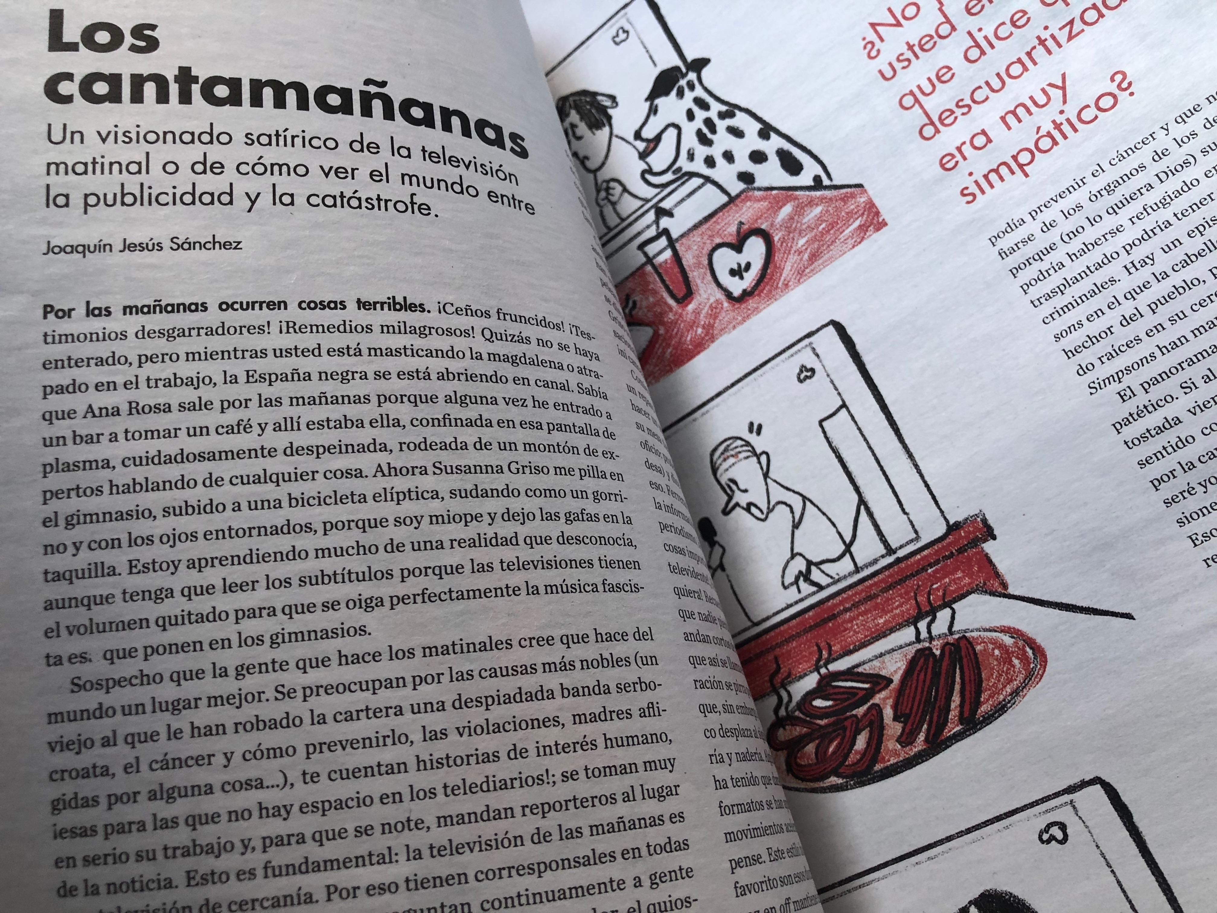 Los cantamañanas